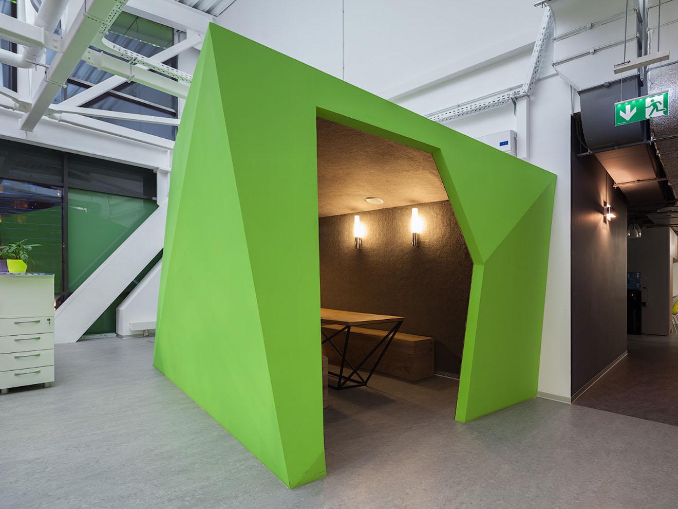 Офис компании Geberit