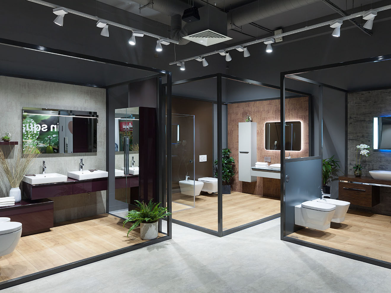 Showroom Geberit